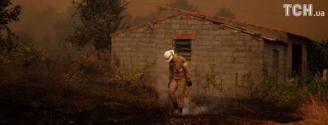 Європа у вогні: кількість евакуйованих сягнула 10 тисяч осіб