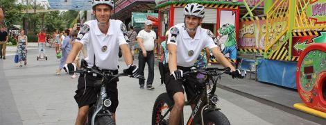Одеські пляжі патрулюватимуть копи на електровелосипедах