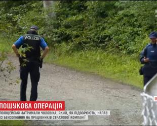 Вероятного нападающего с бензопилой задержали в Швейцарии