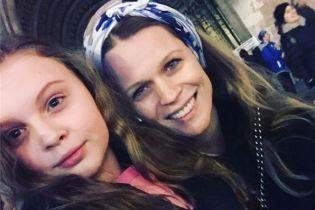 Вагітна Ольга Фреймут показала драйвові танці 11-річної доньки