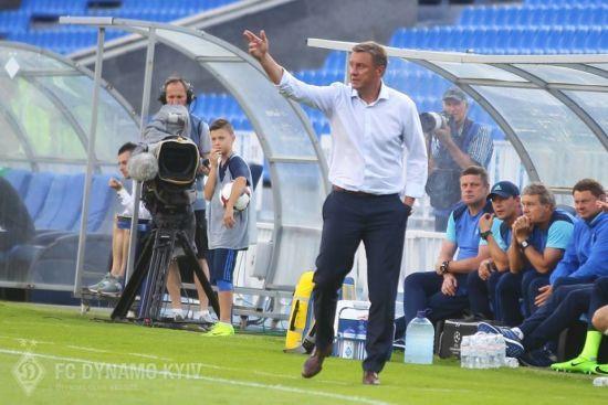 """Тренер """"Динамо"""" Хацкевич не знає про перехід Гонсалеса і шукає лівого захисника"""