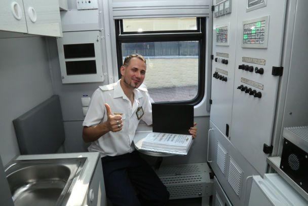 Доконца года Укрзализныця капитально отремонтирует 153 пассажирских вагона