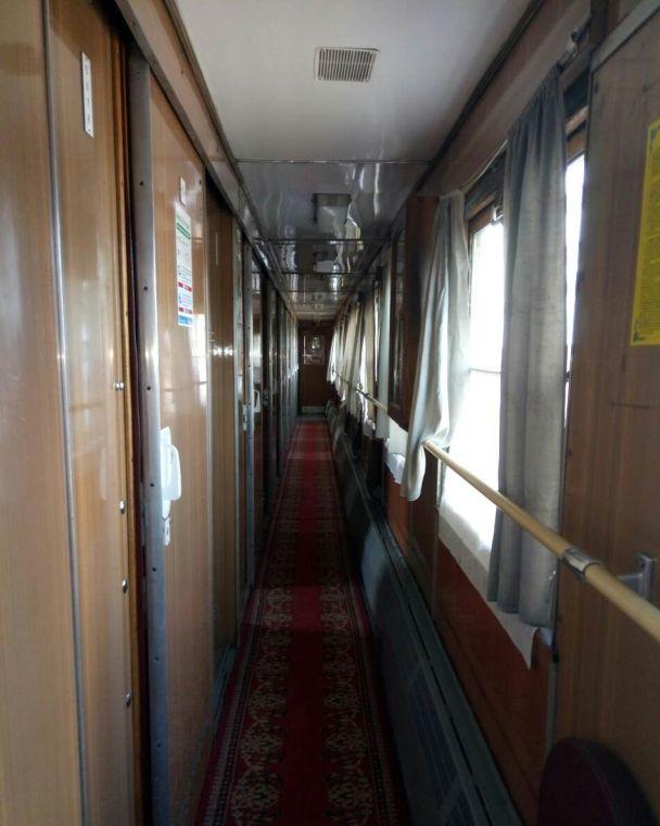 Как выглядит пассажирский вагон «Укрзализныци» после полноценного ремонта