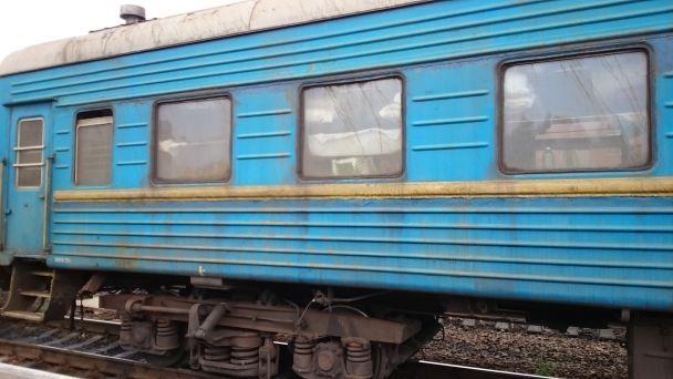 УЗпоказала вагоны после ремонта— Тотальное перевоплощения