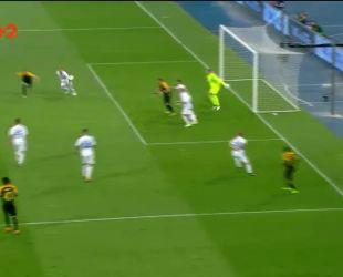 Динамо Киев - Янг Бойз - 2:1. Видео гола Фаснахта
