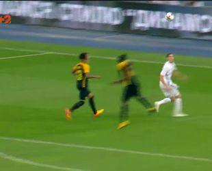 Динамо Київ – Янг Бойз - 3:1. Відео голу Гармаша