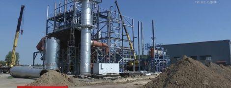 В Переяслав-Хмельницком люди взбунтовались против ТЭС, работающей на дровах