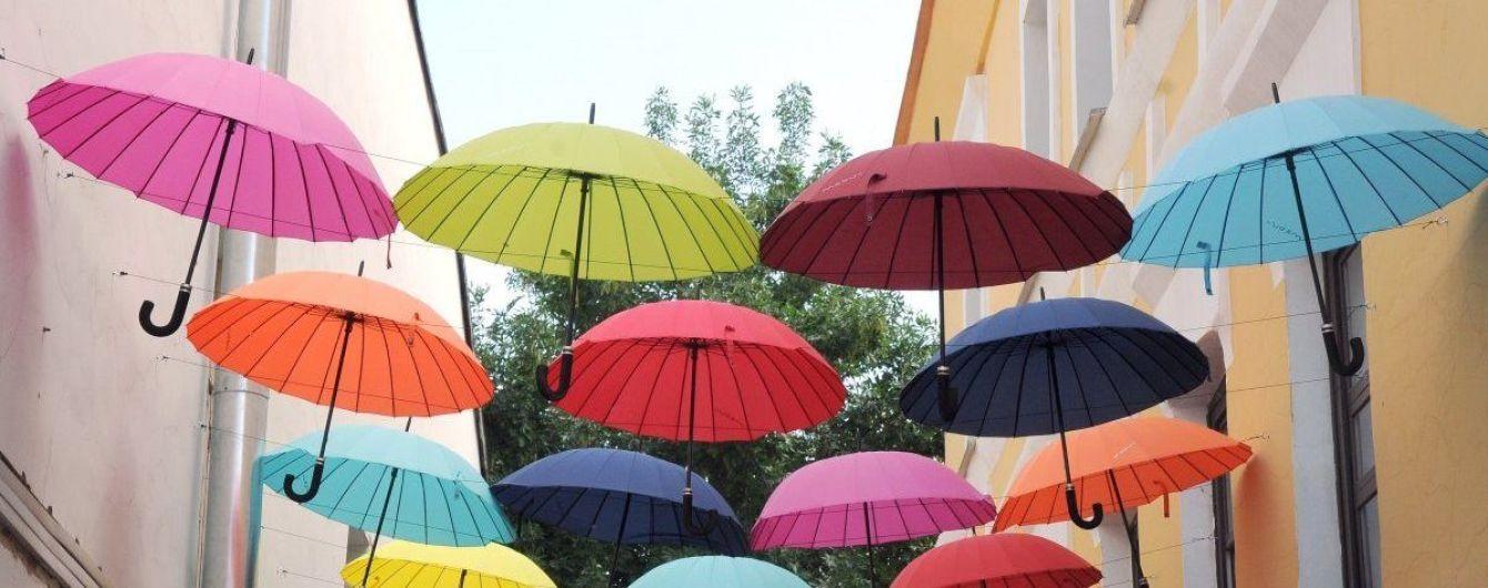 Украину затянут тучи и дожди. Прогноз погоды на 13 октября