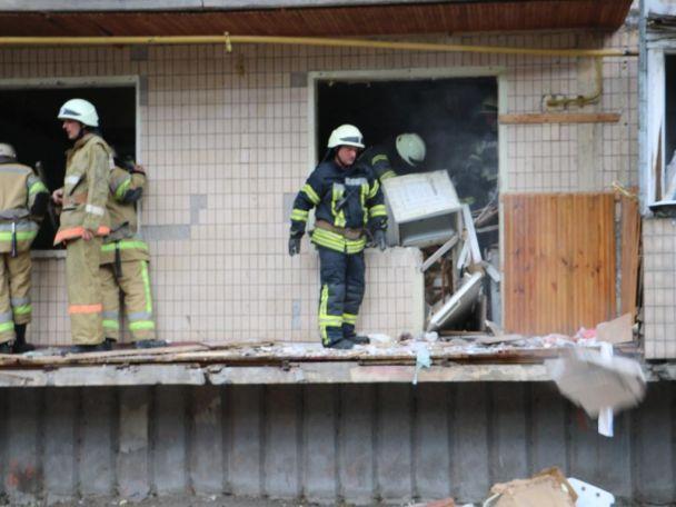Зафактом вибуху будинку вКиєві розпочато кримінальну справу