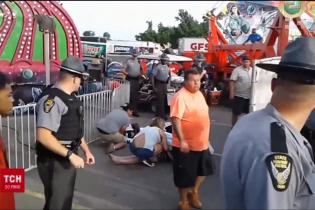 Смертельные развлечения: в США из-за аварии в парке аттракционов погиб один человек, еще семь получили травмы