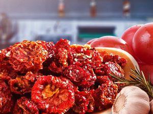 Як приготувати в'ялені помідори