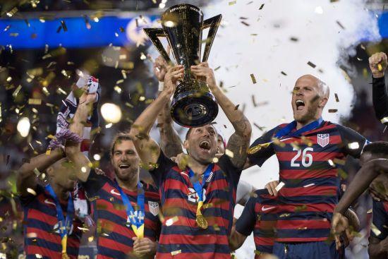 Збірна США здолала Ямайку і вшосте виграла Золотий кубок КОНКАКАФ