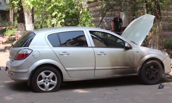 Вибух у Дніпрі: під машиною молодої жінки була граната