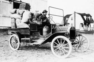 Первому пикапу Ford Model TT исполнилось 100 лет