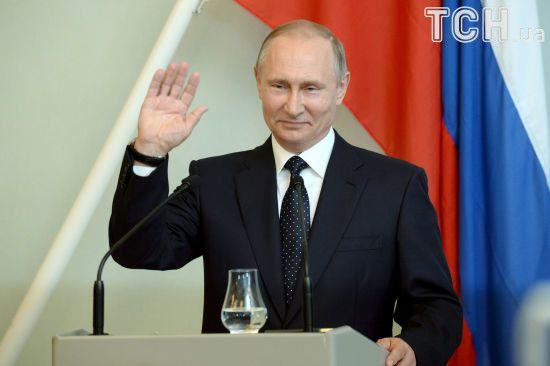 """Путін назвав нові санкції США """"хамством"""" на адресу Росії"""