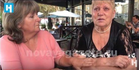 Матері Клиха і Агеєва записали спільне відеозвернення до Путіна і Порошенка