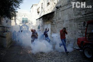 Беспокойства в Иерусалиме: между израильтянами и палестинцами снова были стычки на Храмовой горе