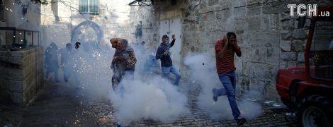 Неспокій в Єрусалимі: між ізраїльтянами та палестинцями знову були зіткнення на Храмовій горі