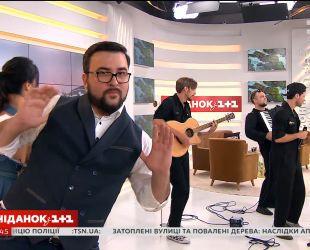 Фелікс Шиндер влаштував драйвове завершення Сніданку