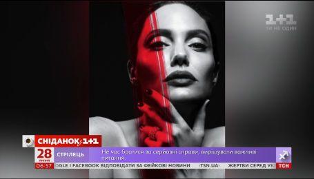 Розлучення, що паралізувало обличчя: Анджеліна Джолі зізналася в проблемах зі здоров'ям