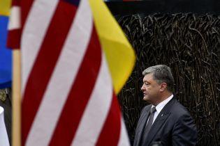 Порошенко привітав рішення конгресу США про нові антиросійські санкції