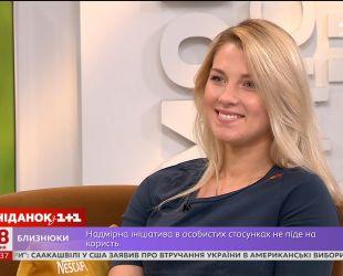 В гостях Сниданка самая титулованная саблистка мира Ольга Харлан