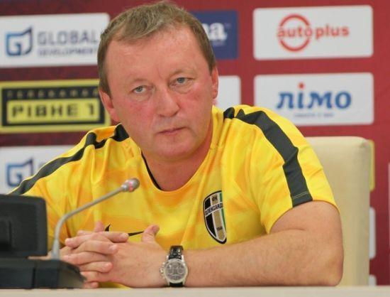 """Тренер """"Олександрії"""" про першу гру в Лізі Європи: Рахунок 0:0 дуже слизький результат"""