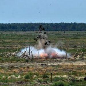 """""""Укроборонпром"""" показал новое мощное термобарическое оружие"""