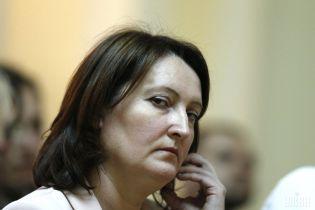 НАПК решило провести полную проверку деклараций скандальной экс-главы Корчак