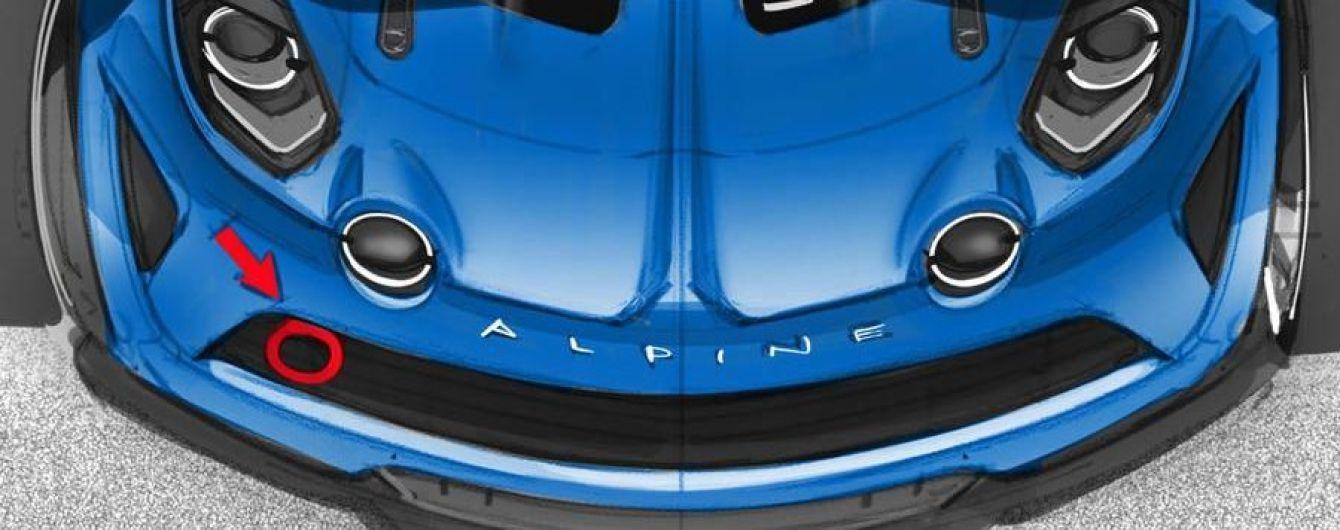 Alpine построит гоночную версию спорткара A110