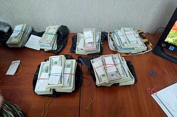 На Днепропетровщине разоблачили конвертцентр с ежедневным оборотом в 3,5 млн гривен