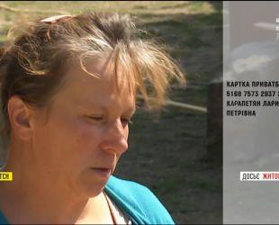 """""""Повторила мою судьбу"""": мать удерживаемой на Троещине девушки рассказала, как ее продали за водку"""