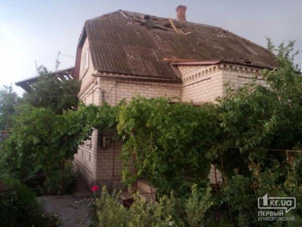 Смерч і град уКривому Розі