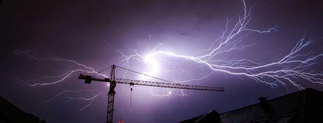 Украину будет заливать дождями. Штормовое предупреждение