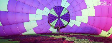 Перехоплює дух. В Італії стартував приголомшливий фестиваль повітряних куль