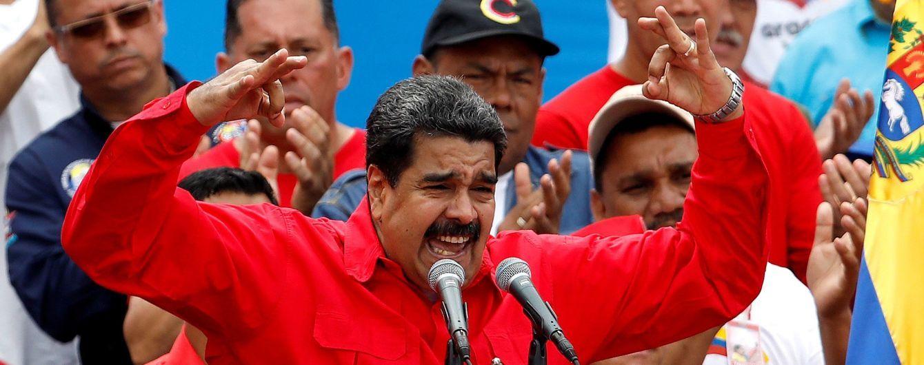 Диктатор, который игнорирует волю народа: США ввели санкции против Мадуро