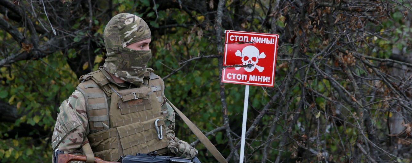 Разведка фиксирует продвижение боевиков в районе Водяного