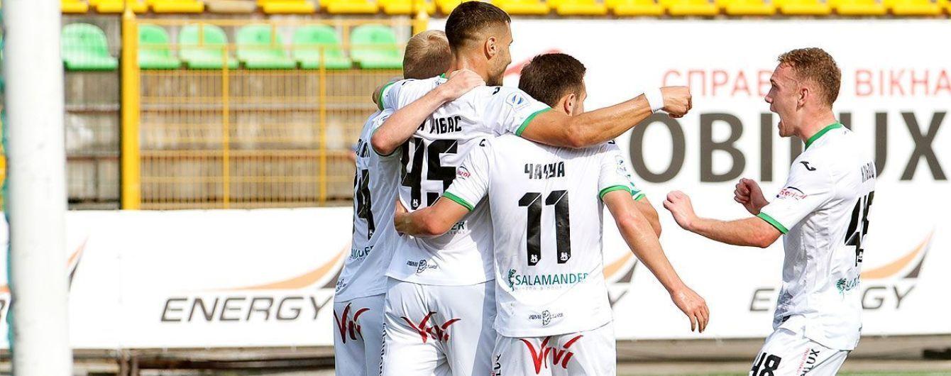 """""""Карпати"""" здобули першу перемогу у Прем'єр-лізі, обігравши """"Сталь"""""""