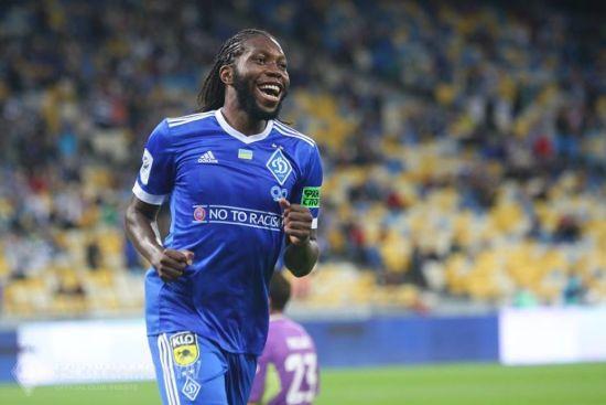 Динамівець Мбокані забив найкрутіший гол 3-го туру УПЛ