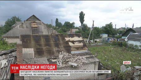 Після злив і торнадо в Україну йде спека