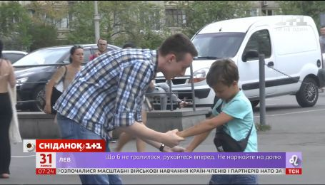 1+1 повторил грузинский эксперимент на неравнодушие в Киеве