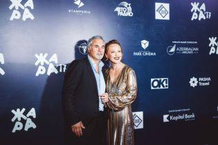 Влюбленные Меладзе и Джанабаева обнимались на красной дорожке известного фестиваля