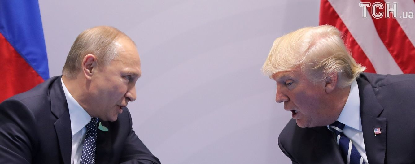 Трамп запевнив, що не обговорював з Путіним скасування санкцій