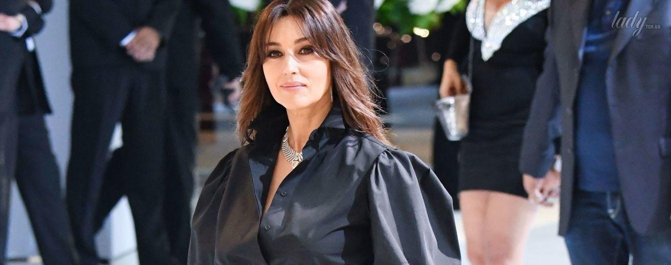 Как всегда, великолепна: Моника Беллуччи посетила благотворительный бал в Монако