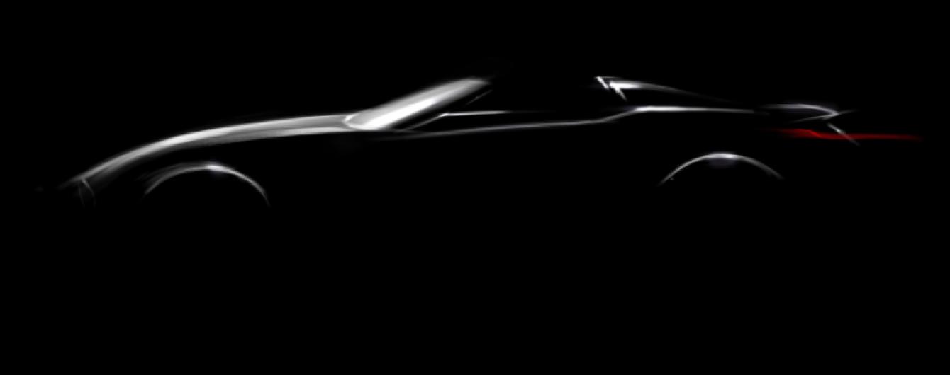 Баварцы анонсировали премьеру концептуального родстера BMW Roadster Concept