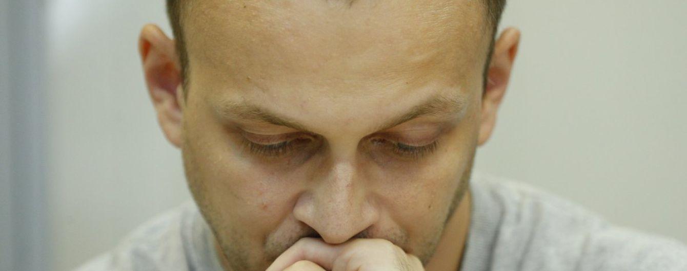 Екс-прокурору Сусу наділи електронний браслет - ЗМІ