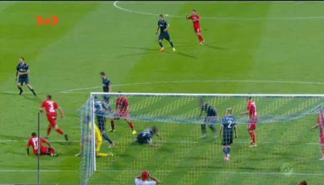 Олимпик - Верес - 0:0. Видео матча