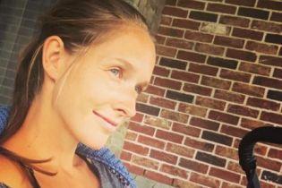 Без макияжа и с сыном: Катя Осадчая показала, как провела уикенд