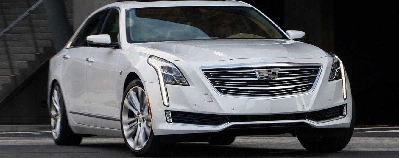 Cadillac намерен убрать с рынка седаны ATS, CTS и XTS