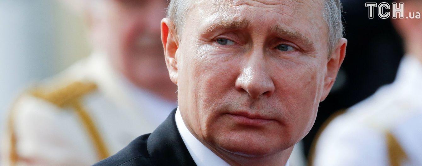 Путин указом упростил получение российских паспортов украинцам